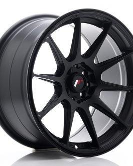 JR Wheels JR11 17×9 ET35 5×100/114 Matt Black