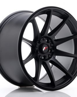 JR Wheels JR11 18×10,5 ET0 5×114/120 Flat Black