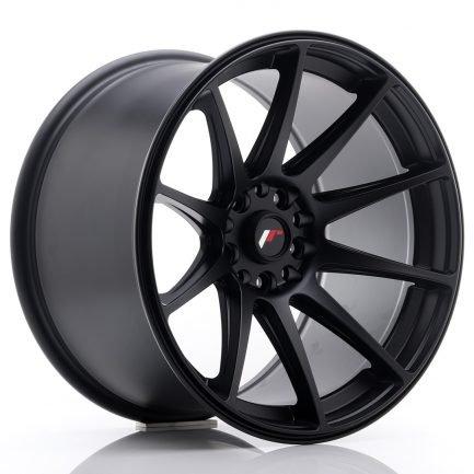 JAPAN RACING JR Wheels JR11 18x10,5 ET22 5x114/120 Flat Black 10.50x18
