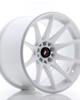 JR Wheels JR11 18×10,5 ET22 5×114/120 White