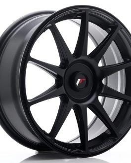JR Wheels JR11 18×7,5 ET35-40 BLANK Flat Black