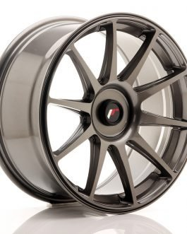 JR Wheels JR11 18×8,5 ET20-40 Blank Hyper Gray