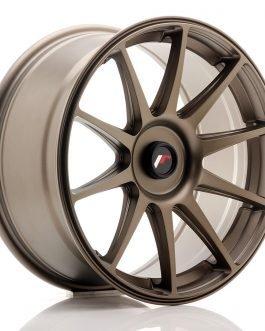 JR Wheels JR11 18×8,5 ET35-40 BLANK Dark Bronz
