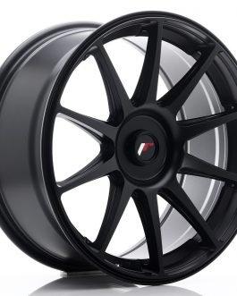JR Wheels JR11 18×8,5 ET35-40 BLANK Flat Black