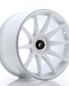 JR Wheels JR11 18×9,5 ET20-30 BLANK White