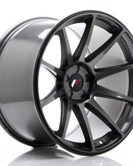 JR Wheels JR11 19×11 ET15-25 5H Blank Hyper Gray