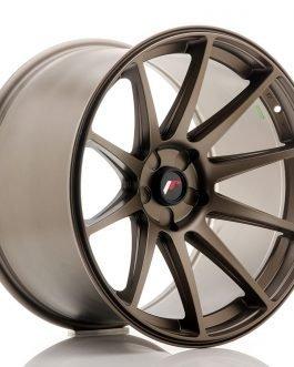 JR Wheels JR11 19×11 ET25 5H BLANK Bronze