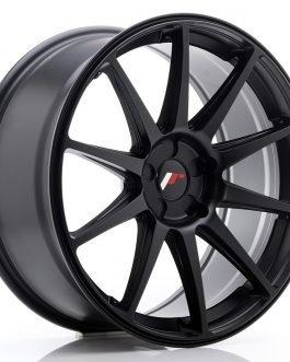 JR Wheels JR11 19×8,5 ET25-40 5H Blank Matt Black