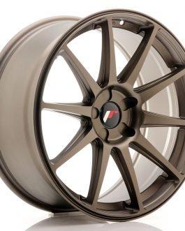 JR Wheels JR11 19×8,5 ET25-40 5H Blank Bronze