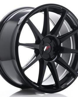 JR Wheels JR11 19×8,5 ET25-40 5H Blank Glossy Black