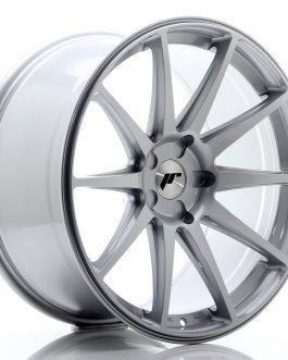 JR Wheels JR11 20×10 ET40 5H BLANK Hyper Silver