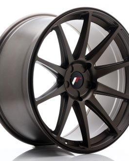 JR Wheels JR11 20×10 ET40 5H BLANK Matt Bronze