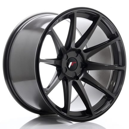 JAPAN RACING JR Wheels JR11 20x11 ET20-30 5H Blank Hyper Gray 11.00x20
