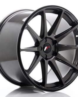 JR Wheels JR11 20×11 ET30-52 5H Blank Hyper Gray