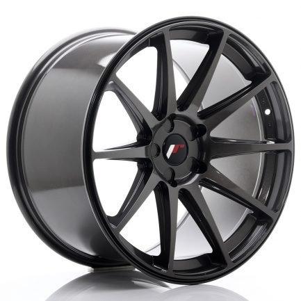 JAPAN RACING JR Wheels JR11 20x11 ET30-52 5H Blank Hyper Gray 11.00x20