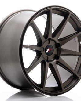 JR Wheels JR11 20×11 ET30-52 5H BLANK Matt Bronze