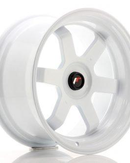 JR Wheels JR12 17×9 ET25 BLANK White