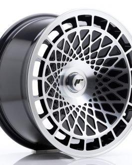 JR Wheels JR14 17×8,5 ET15 BLANK Gloss Black w/Machined Face
