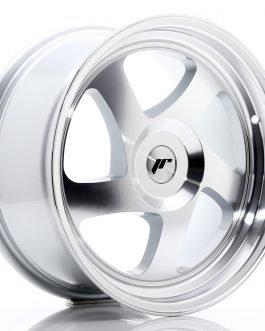 JR Wheels JR15 17×8 ET35 BLANK Silver Machined Face