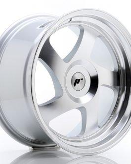 JR Wheels JR15 17×9 ET25 BLANK Silver Machined Face