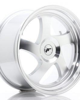 JR Wheels JR15 18×9,5 ET20-40 BLANK Silver Machined Face