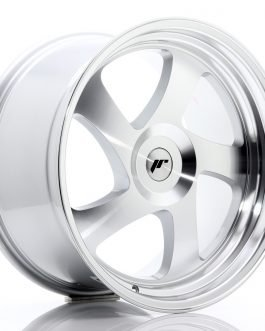 JR Wheels JR15 19×10 ET35 BLANK Silver Machined Face
