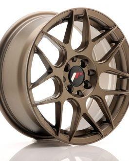JR Wheels JR18 16×7 ET35 4×100/114,3 Matt Bronze