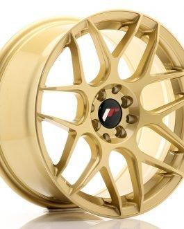 JR Wheels JR18 17×8 ET35 4×100/114 Gold