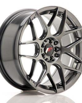 JR Wheels JR18 17×8 ET35 5×108/112 Hyper Black
