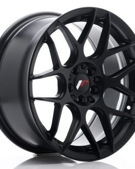 JR Wheels JR18 17×8 ET25 4×100/108 Matt Black