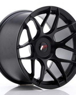 JR Wheels JR18 18×10,5 ET0-25 BLANK Matt Black
