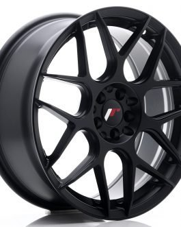 JR Wheels JR18 18×7,5 ET35 5×100/120 Matt Black