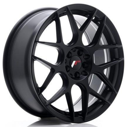 JAPAN RACING JR Wheels JR18 18x7,5 ET35 5x100/120 Matt Black 7.50x18