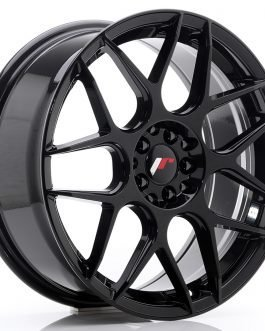 JR Wheels JR18 18×7,5 ET35 5×100/120 Glossy Black