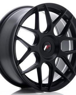 JR Wheels JR18 18×7,5 ET25-40 BLANK Matt Black