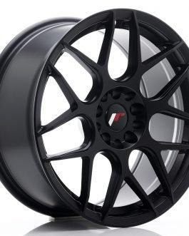 JR Wheels JR18 18×8,5 ET40 5×112/114 Matt Black