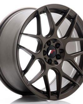 JR Wheels JR18 18×8,5 ET40 5×112/114 Matt Bronze