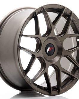 JR Wheels JR18 18×8,5 ET35-45 BLANK Matt Bronze