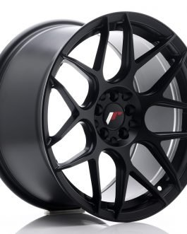 JR Wheels JR18 18×9,5 ET35 5×100/120 Matt Black