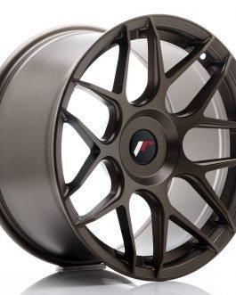 JR Wheels JR18 18×9,5 ET20-43 BLANK Matt Bronze