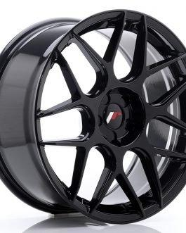 JR Wheels JR18 19×8,5 ET25-42 5H BLANK Glossy Black