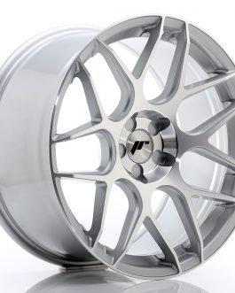JR Wheels JR18 19×9,5 ET20-35 5H BLANK Silver Machined Face
