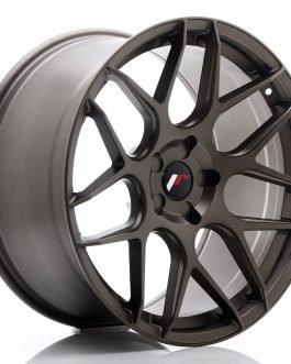 JR Wheels JR18 20×10 ET20-45 5H BLANK Matt Bronze