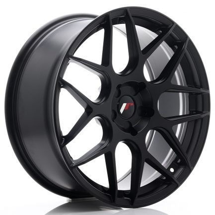 JAPAN RACING JR Wheels JR18 20x8,5 ET20-40 5H BLANK Matt Black 8.50x20