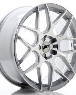 JR Wheels JR18 20×8,5 ET20-40 5H BLANK Silver Machined Face