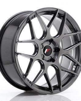 JR Wheels JR18 20×8,5 ET35-40 5H BLANK Hyper Black
