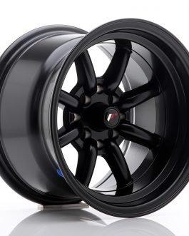 JR Wheels JR19 14×9 ET-25 4×100/114 Matt Black