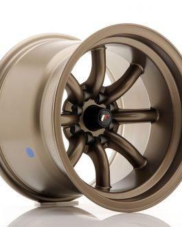 JR Wheels JR19 15×10,5 ET-32 4×100/114 Matt Bronze