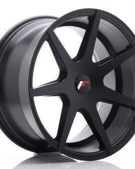 JR Wheels JR20 18×9,5 ET20-40 BLANK Matt Black