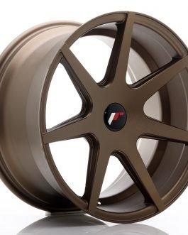 JR Wheels JR20 18×9,5 ET20-40 BLANK Matt Bronze